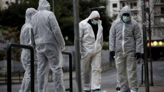 Βόμβα στο Εφετείο: Καμένο στα Εξάρχεια βρέθηκε το αυτοκίνητο των τρομοκρατών