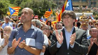 Υπό έρευνα για υποκίνηση... επανάστασης ο Πεπ Γκουαρντιόλα στην Ισπανία