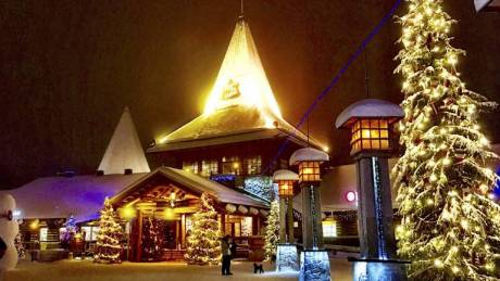 Ροβανιέμι: Ο απόλυτος προορισμός των Χριστουγέννων - Εκεί που χτυπά η καρδιά της Λαπωνίας (pics&vid)