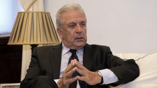 Αβραμόπουλος: Η αλληλεγγύη δεν μπορεί ποτέ να είναι «à la carte»