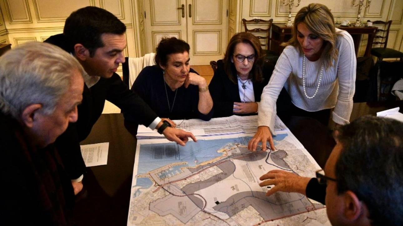 Υπεγράφη το σχέδιο Προεδρικού Διατάγματος για την επένδυση στο Ελληνικό