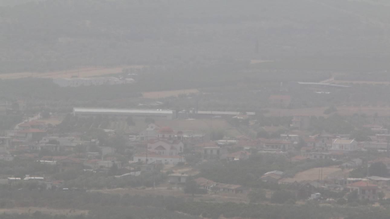 Κύπρος: «Κόκκινος» συναγερμός λόγω επικίνδυνα υψηλών επιπέδων σκόνης στην ατμόσφαιρα