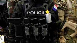 Γαλλία: Στους δρόμους 100.000 μέλη των δυνάμεων ασφαλείας ενόψει των Χριστουγέννων