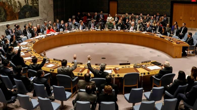 Το Συμβούλιο Ασφαλείας του ΟΗΕ ενέκρινε νέες κυρώσεις σε βάρος της Βόρειας Κορέας