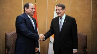 Τηλεφωνική επικοινωνία Αναστασιάδη με τον Αιγύπτιο ομόλογό του