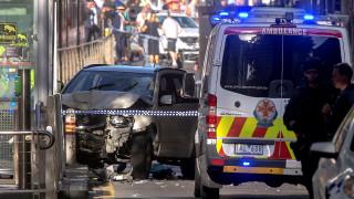 Κατηγορίες για απόπειρα ανθρωποκτονίας στον δράστη της επίθεσης στη Μελβούρνη