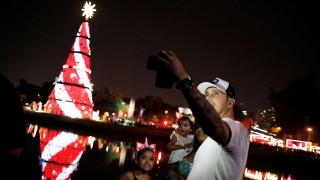 Τα φαντασμαγορικά χριστουγεννιάτικα δέντρα του 2017