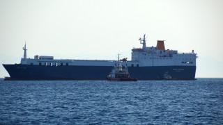 Ολοκληρώθηκε η διάσωση πληρώματος πλοίου που προσάραξε σε βραχονησίδα της Μυκόνου