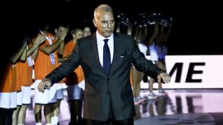 Νίκος Γκάλης: Τιμήθηκε ο θρύλος του ελληνικού μπάσκετ