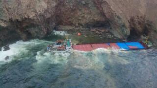 Καρέ-καρέ η δραματική διάσωση των ναυτικών στη νησίδα Τραγονήσι (pics&vid)