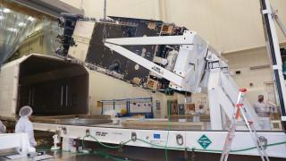 Hellas-Sat: Έτοιμος για εκτόξευση το 2018