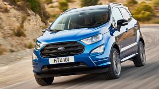 Αυτοκίνητο:To Ecosport, το μικρό SUV της Ford ανανεώθηκε και δεν έχει σχέση με τον προκάτοχό του