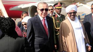 Σουδάν: Επίσημη επίσκεψη Ερντογάν στο Χαρτούμ (pics)