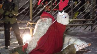 ΗΠΑ: Ο Άγιος Βασίλης ξεκίνησε το ταξίδι του - Δείτε πού βρίσκεται