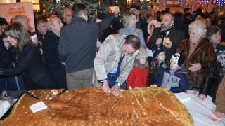 """Χαλκιδική: Αναβίωσε το """"Μέλωμα του Χριστού"""" στην Αρναία"""