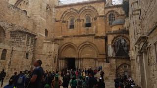 Χριστούγεννα στην Ιερουσαλήμ