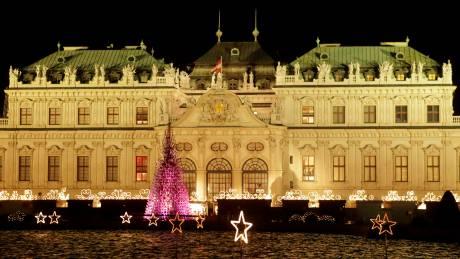 Βιέννη: Χριστούγεννα στην «πατρίδα» της Άγιας Νύχτας