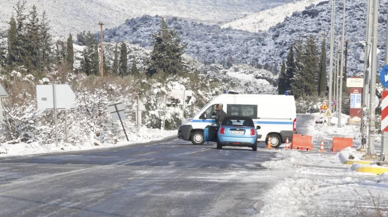 Εισαγγελική παρέμβαση για τον «Γολγοθά» των οδηγών στην Αθηνών-Λαμίας