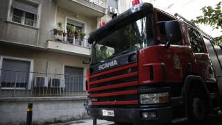 Κόρινθος: Απεγκλωβισμός ηλικιωμένης από το φλεγόμενο σπίτι της - Νοσηλεύεται εκτός κινδύνου