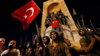 Τουρκία: Ασυλία σε όσους ασκούν πολιτική βία σε υπόπτους που συμμετείχαν στο πραξικόπημα