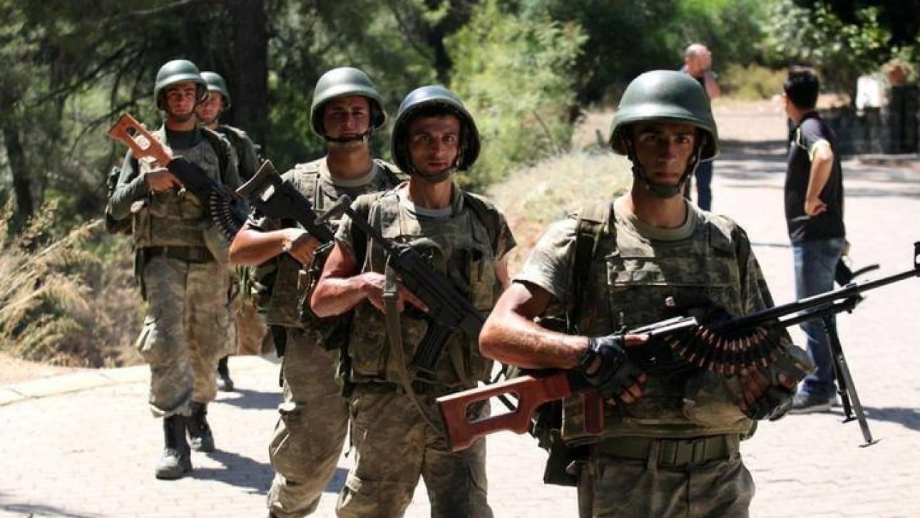 Ιράκ: Σκοτώθηκε Τούρκος στρατιώτης από λανθασμένη ενεργοποίηση ...