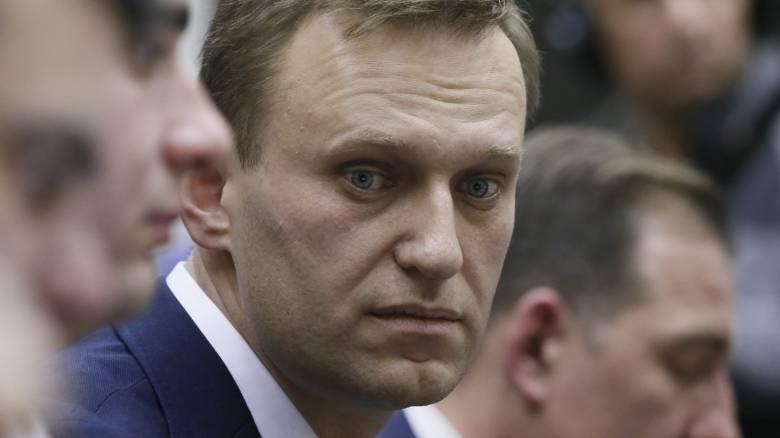Ο Αλεξέι Ναβάλνι δεν μπορεί να είναι προεδρικός υποψήφιος, λόγω δικαστικής καταδίκης
