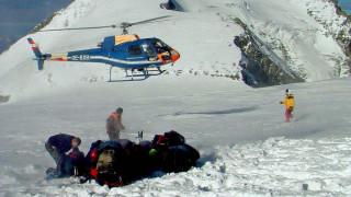 Τρεις οι νεκροί από χιονοστιβάδες στις ελβετικές Άλπεις