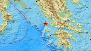 Σεισμός 4,7 Ρίχτερ αναστάτωσε τους κατοίκους του Ιονίου