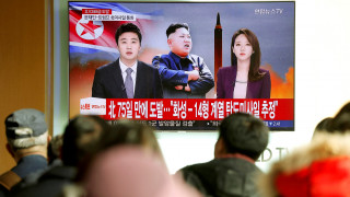 ΗΠΑ: Κυρώσεις σε βάρος δύο Βορειοκορεατών που εμπλέκονται στο βαλλιστικό πρόγραμμα