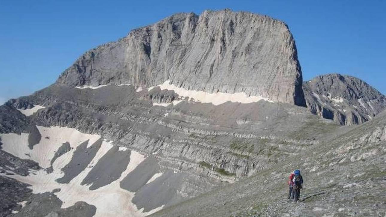 Νέα διάσωση δύο ορειβατών στον Όλυμπο