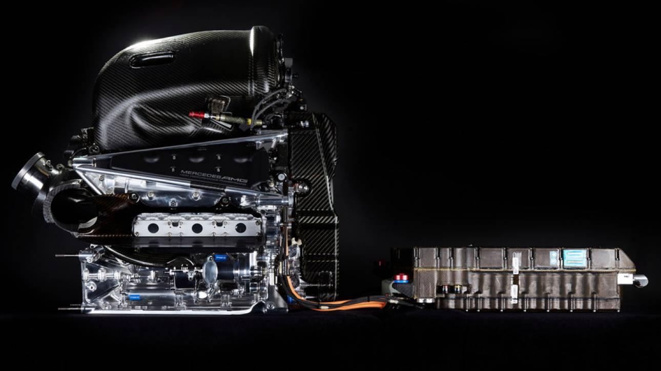 Αυτοκίνητο: Ο κινητήρας των 1.600 κυβικών της Mercedes στη Φόρμουλα 1 έφτασε τους 1.000 ίππους
