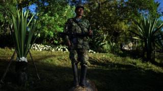 Κολομβία: Στη Μπογκοτά διαβόητο πρώην στέλεχος ακροδεξιάς παραστρατιωτικής οργάνωσης
