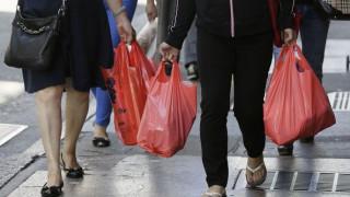 Τρία λεπτά συν ΦΠΑ η πλαστική σακούλα από την 1η Ιανουαρίου 2018