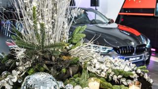 Το «ΒΜW Exclusive Christmas After Work Event» της Σπανός ΑΕ ήταν το γεγονός της εορταστικής περιόδου