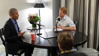 Προσοχή στη χρήση των social media: Οι συμβουλές του Ομπάμα στη συνέντευξή του με τον πρίγκιπα Χάρι