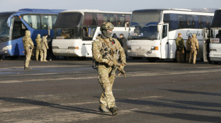 Ουκρανία: Άρχισε η μεγαλύτερη ανταλλαγή αιχμαλώτων από την έναρξη της κρίσης (pics)