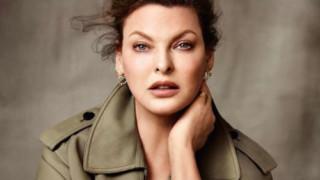 Linda Evangelista: το supermodel είναι πλέον γιαγιά