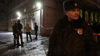 Έκρηξη σε κατάστημα στην Αγία Πετρούπολη - Αναφορές για τραυματίες