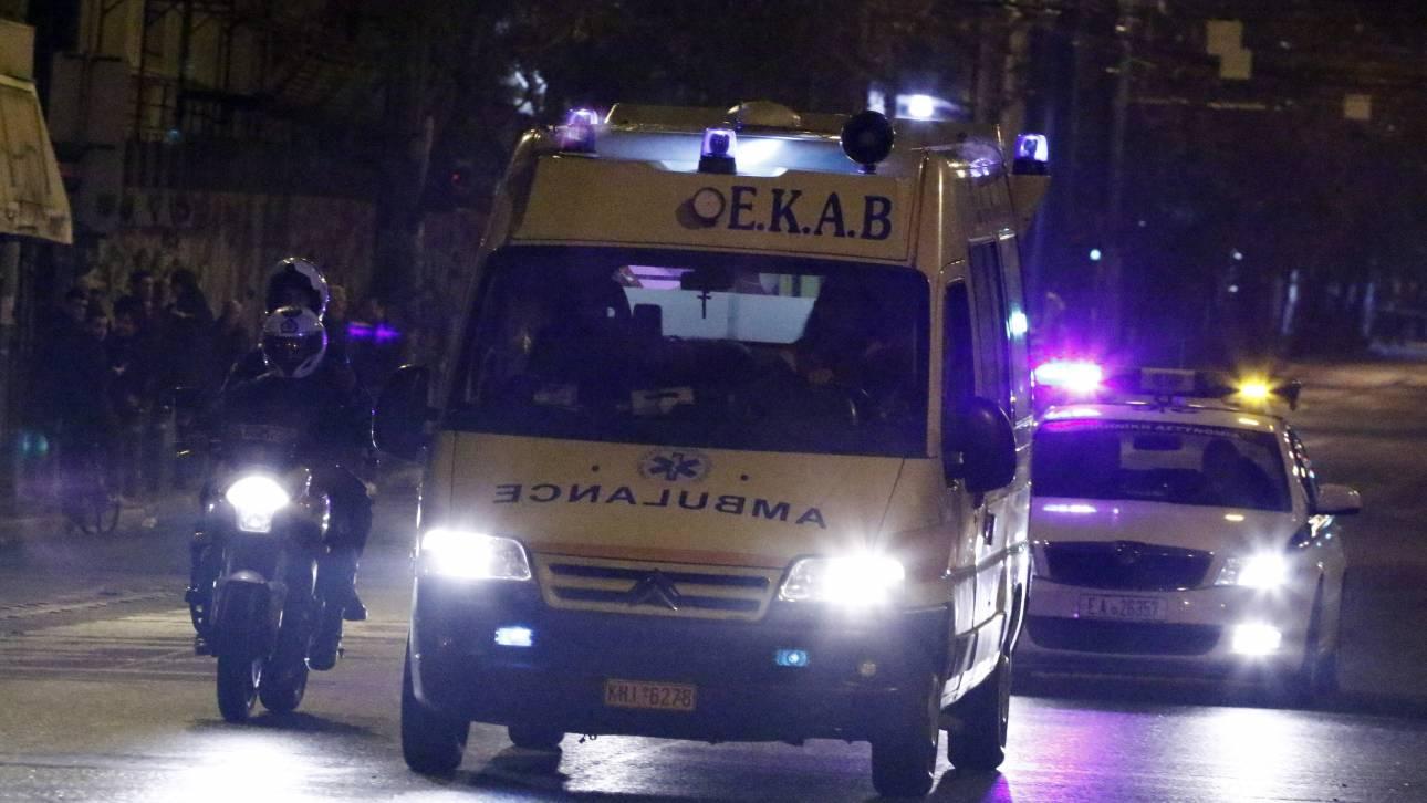 Λάρισα: 37χρονος πυροσβέστης πέθανε την ώρα που έβαζε το παιδί του για ύπνο