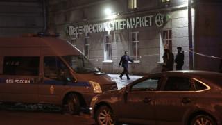 Αγία Πετρούπολη: Ως απόπειρα ανθρωποκτονίας αντιμετωπίζουν την έκρηξη οι Αρχές