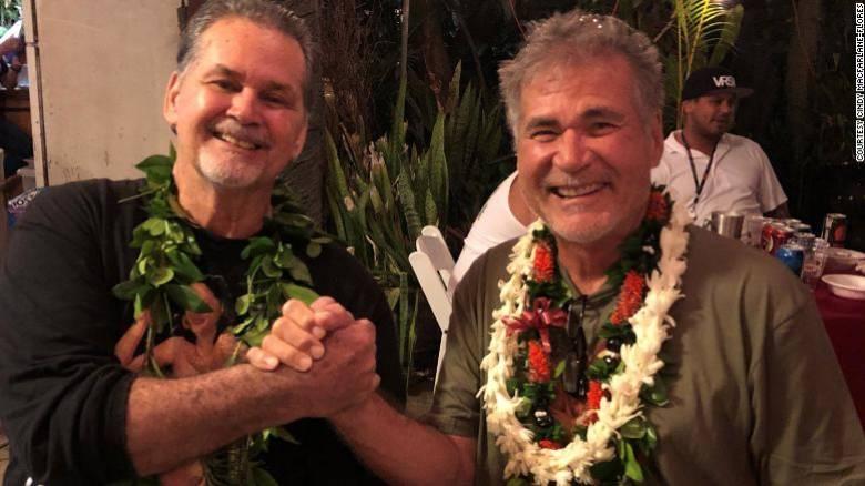 Ήταν φίλοι 60 χρόνια όταν ανακάλυψαν πως είναι βιολογικά αδέλφια