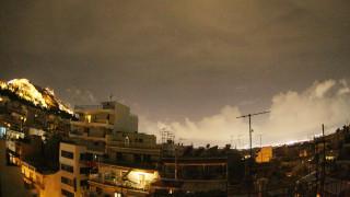 «Έπνιξε» την Αθήνα η αιθαλομίχλη τα Χριστούγεννα