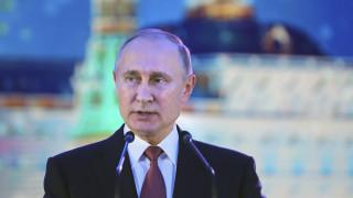 Πούτιν: Η έκρηξη στην Αγία Πετρούπολη ήταν τρομοκρατική επίθεση