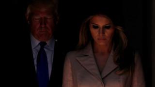 Μελάνια Τραμπ: η αγαπημένη της τηλεοπτική σειρά έχει να κάνει με φόνο