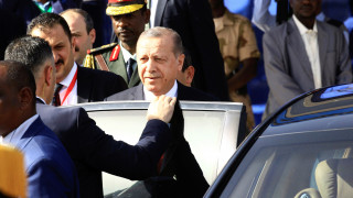 Ο Ερντογάν ελπίζει στη βελτίωση των σχέσεων Τουρκίας - Ε.Ε.