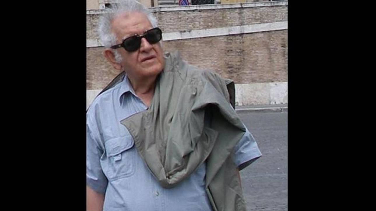 Πέθανε ο δημοσιογράφος Λεωνίδας Ζενάκος