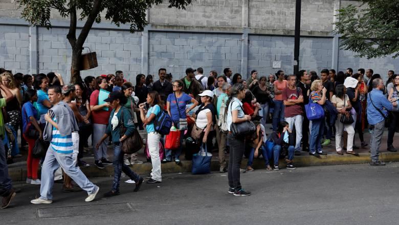 Βενεζουέλα: Στους δρόμους χιλιάδες πολίτες λόγω της έλλειψης χοιρινού κρέατος