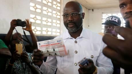Τζορτζ Γουεά: Από τα γήπεδα στον προεδρικό θώκο της Λιβερίας