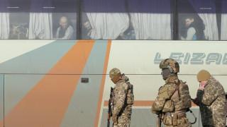 Κροατία: Ιρακινός μετανάστης ταξίδεψε 400χλμ κρεμασμένος από τον άξονα λεωφορείου