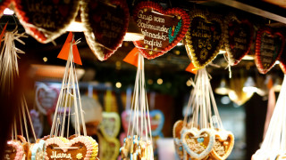 Lebkuchen: Τα αγαπημένα μπισκότα των Γερμανών, αναπόσπαστο κομμάτι των γιορτών